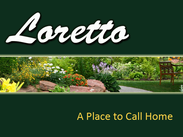 City of Loretto logo