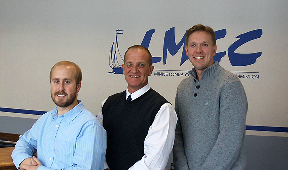 LMCC Staff Tyler, Jim, Chris